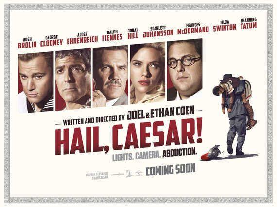 Film Reviews: Hail, Caesar! - Truth - Goodnight