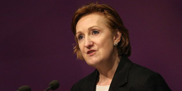 Ukip deputy chairman Suzanne Evans speaking about housing at a press conference in