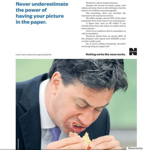 Ed Miliband's Bacon Sandwich Brought Back By Newspapers To Haunt Labour Leadership