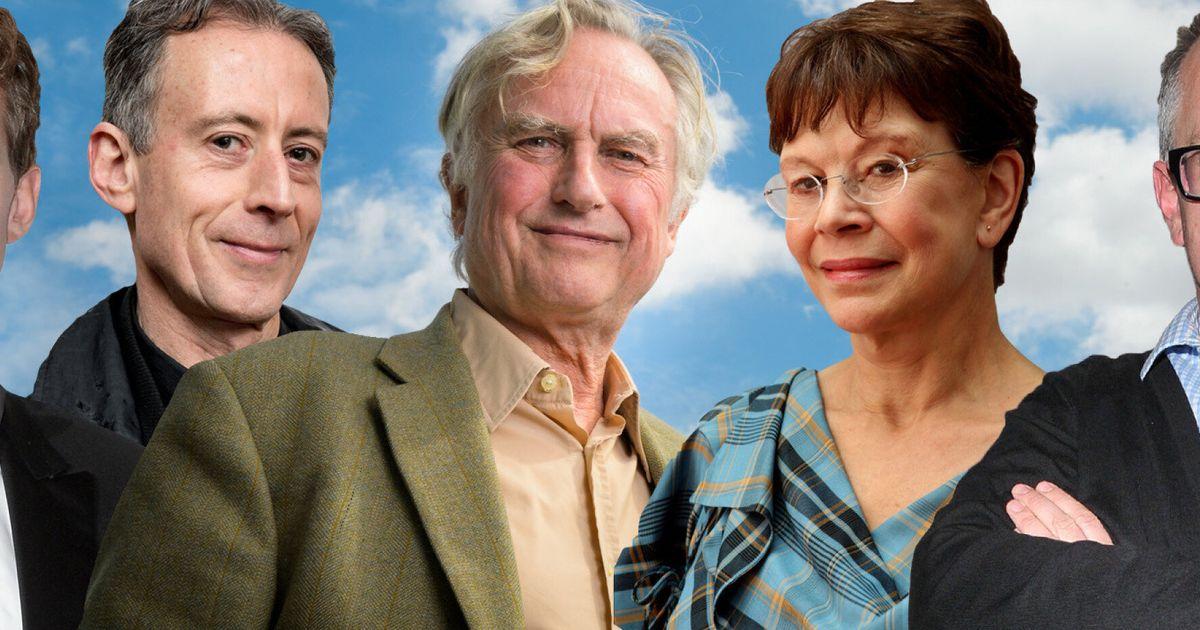 Richard Dawkins, Philip Pullman, Robin Ince, Dan Snow And More