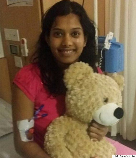 JK Rowling Among Those Trying To Help Find Stem Cell Transplant For Leukaemia Patient Vithiya