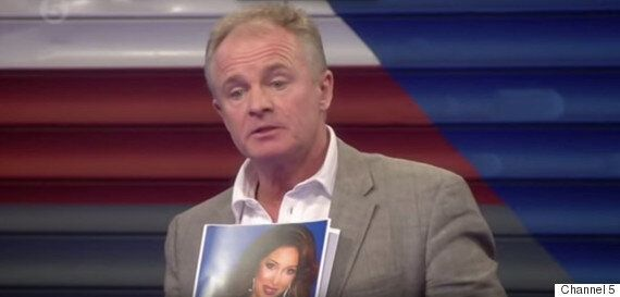 'Celebrity Big Brother' Housemate Bobby Davro Slams Farrah Abraham: 'No Amount Of Lip Gloss Can Disguise...