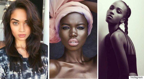 Upcoming Models Of Colour To Watch On The Catwalk: Be Part Of Our #NYFW4All And #LFW4All