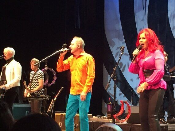 The B-52s Won't Be Trump's (Or Any GOP's) Inaugural