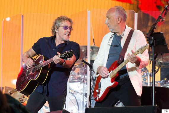 Roger Daltrey's Ill Health Forces The Who To Cancel Gigs Marking 50th Anniversary Of The