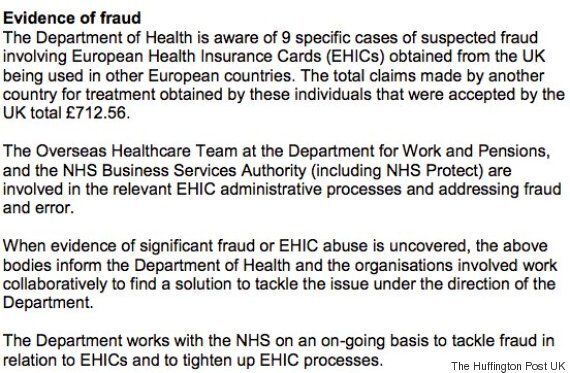 Exclusive: Migrant NHS Fraud Costs Only £700 Despite Fury Over Health Card Abuse. Government Accused...