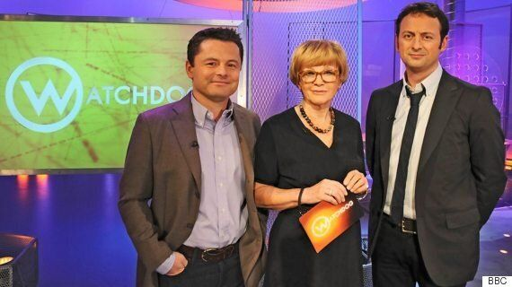 Anne Robinson Quits 'Watchdog' After 15 Years Presenting BBC Consumer