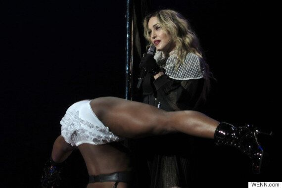 Madonna's 'Rebel Heart' Tour Features Pole-Dancing Nuns, An Edith Piaf Cover And A Recreation Of THAT...