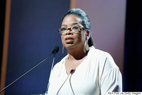 Oscars 2016: Whoopi Goldberg Mistaken For Oprah Winfrey In Beauty Brand Twitter