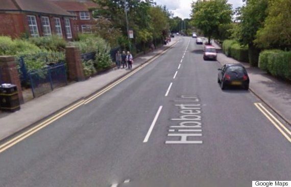 A Student Was Hit By A Car After Cellotaping Himself To His Friends And Falling In The