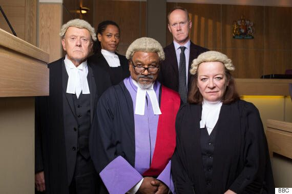 'EastEnders' Spoiler: First Look At Max Branning's Trial And The Judicial Staff Who'll Oversee The Lucy...
