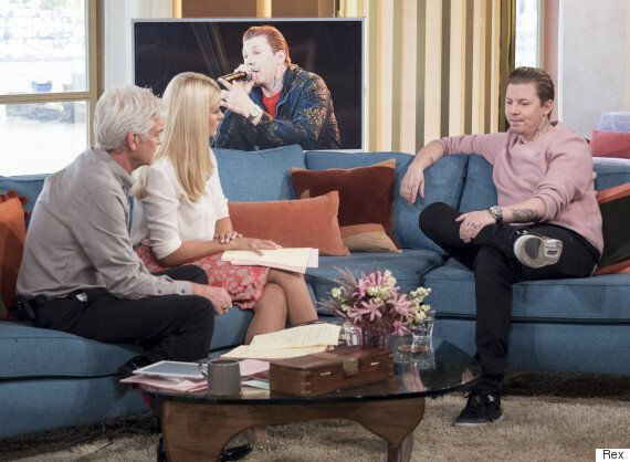 Professor Green Breaks Down As He Discusses Father's Suicide On 'This
