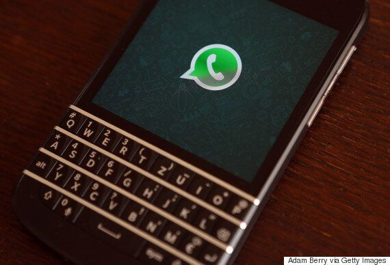 WhatsApp BlackBerry Support Will End This