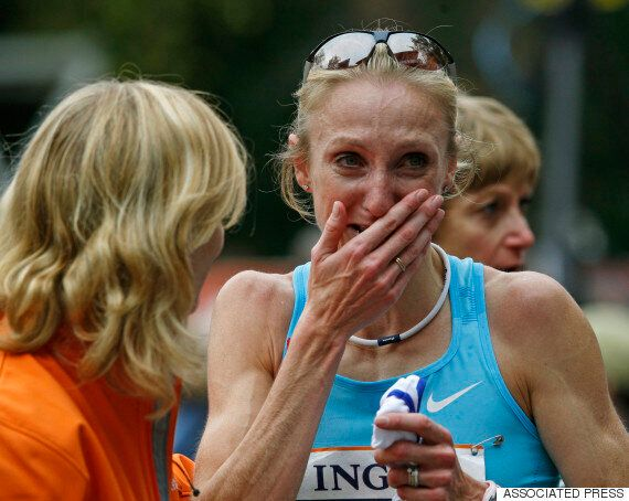 Paula Radcliffe's Blood Data Revealed Hours After She Refused To Release