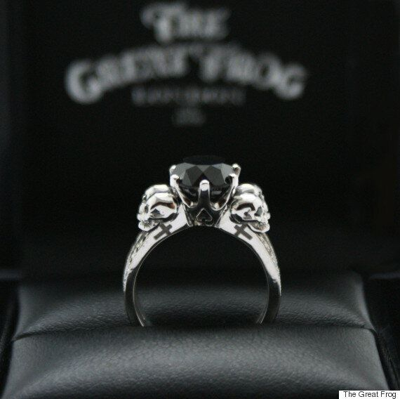 You Can Now Buy A Dead Ringer For Kat Von D's 'The Great Frog' Engagement