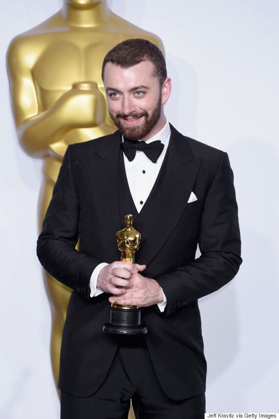 Oscars 2016: Sam Smith Backtracks Over 'Gay Men' Comments - But Still Gets His Facts