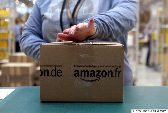 Amazon To Offer Online Grocery Shopping Through Morrisons