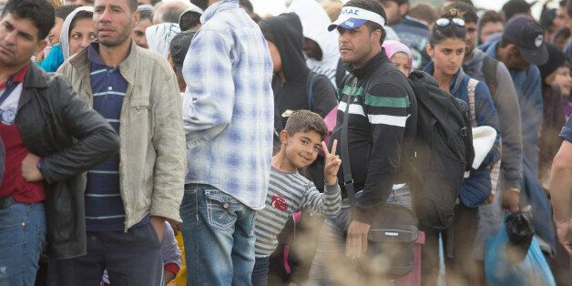 What I've Witnessed as a Press Photographer on the Scene of Hungary's Refugee