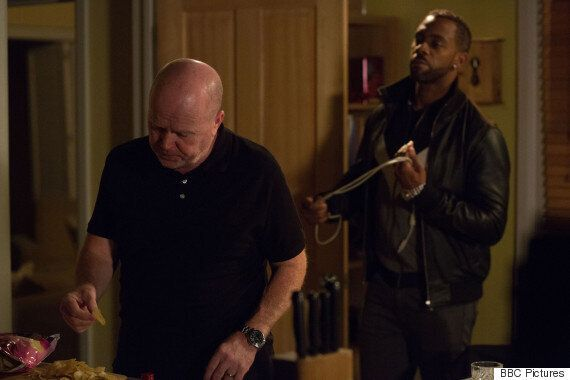 'EastEnders' Spoiler: Vincent Hubbard And Phil Mitchell's Feud Steps Up A Notch (Just In Time For