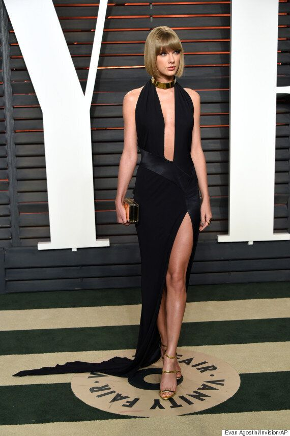 Oscars 2016: Kate Upton And Taylor Swift Lead Stars At After-Parties