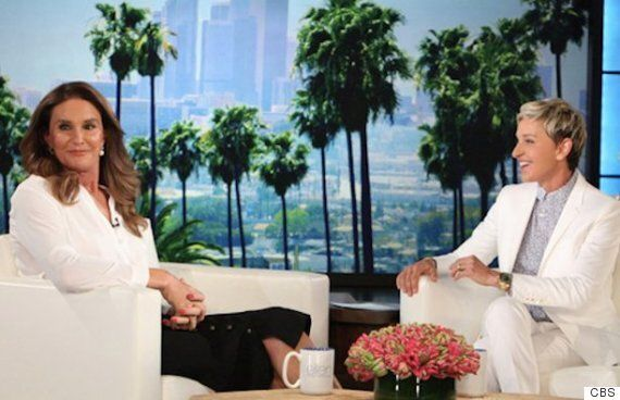Ellen DeGeneres Calls Out Caitlyn Jenner's Double Standard On Gay Marriage, Saying 'She Really Still...