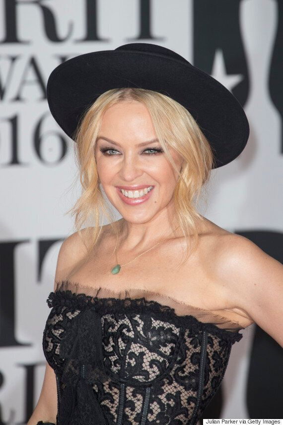 Kylie Minogue Blocks 'Secondary Reality TV Personality' Kylie Jenner From Trademarking Their
