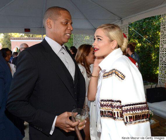 Rita Ora Vs. Roc Nation: Jay Z's Label 'More Interested In Rihanna's Career', Reports