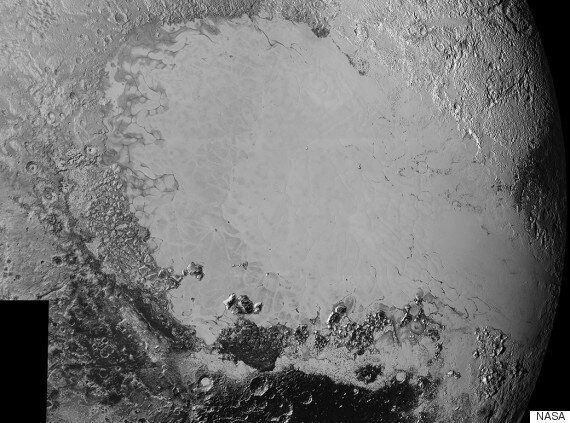NASA's New Horizons Images Of Pluto Have Left Scientists