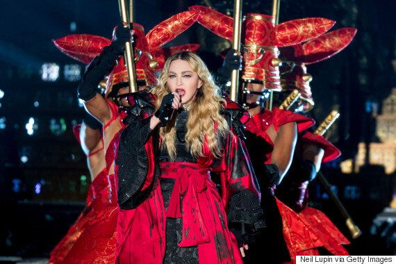 Madonna Under Fire After Hiring Private Jet To Fly Just 120 Miles From Birmingham To London, Despite...