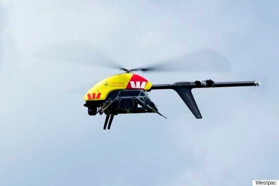 A Shark-Hunting Drone Is Being Deployed On The Australian