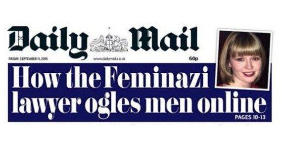 Dear 'Daily Mail', Just Like the Feminazi Lawyer, I Also Ogle Men
