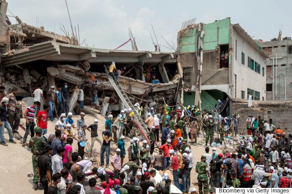 Rana Plaza Disaster: 41 People Charged With Murder After More Than 1,000 Die In Clothing Factory
