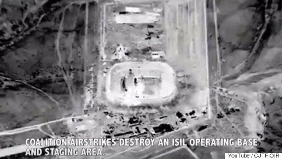 ISIS Base In Iraq Destroyed By US