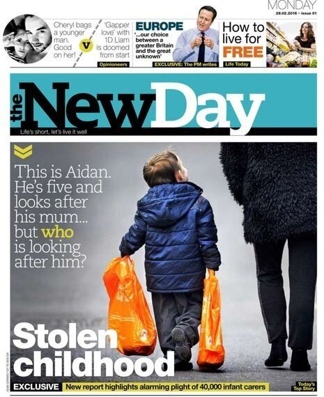 Will Britain's New National Newspaper