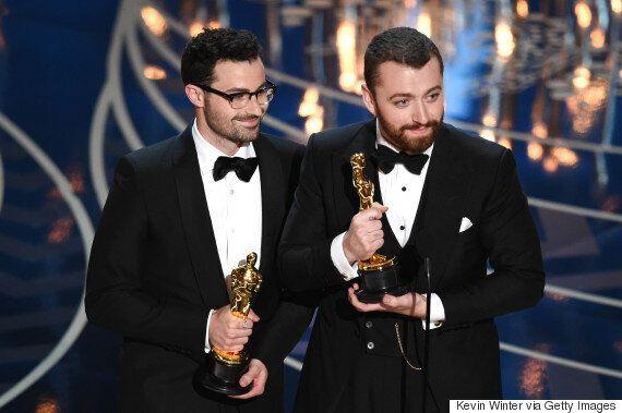 Oscars 2016: Sam Smith's Speech Prompts Response From Sir Ian