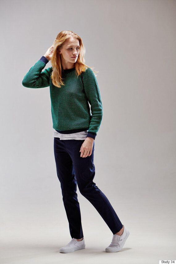 Introducing Study 34, The Knitwear Brand Using Recycled Materials To Create High-End Sustainable