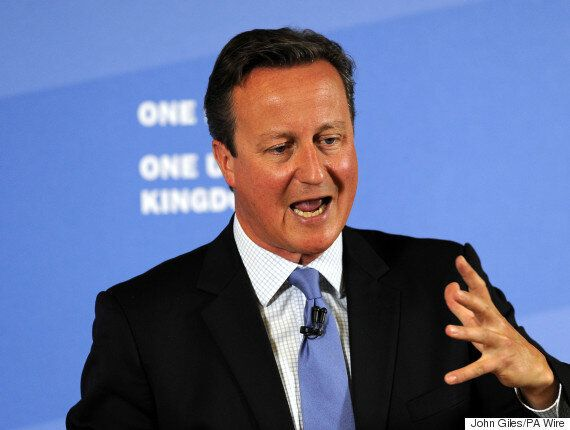 David Cameron Calls For Major Public Sector Reform And 'Smarter State', Announcing Overhaul Of Prisons...