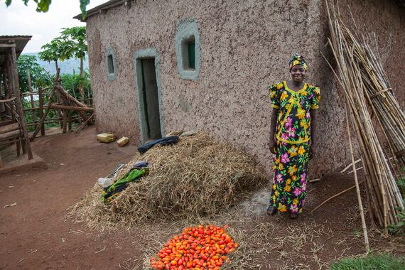 Women's Rights? Let's Talk About Poverty First on International Women's Day