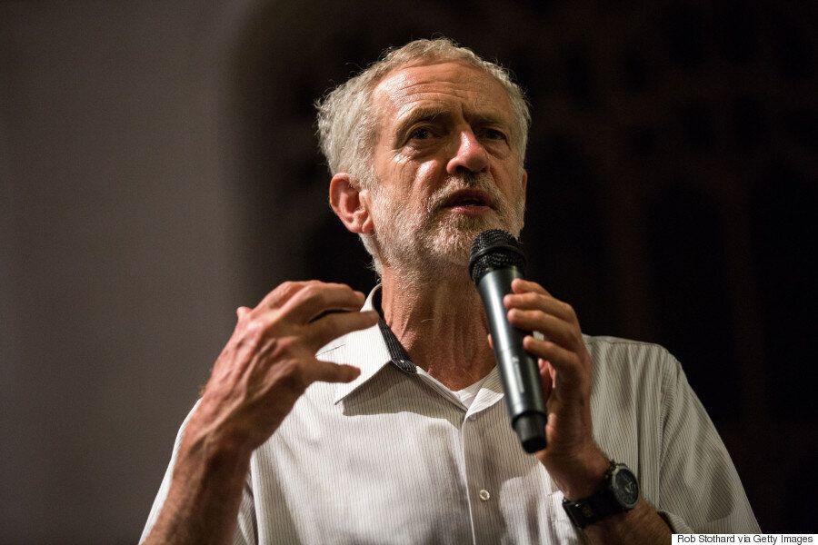 Labour Leadership Timeline: Key Moments In Jeremy Corbyn's Surprise