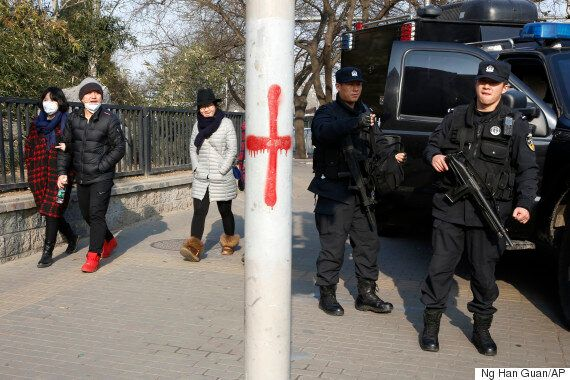 Beijing: Foreign Office Warns Of Christmas Day 'Terror Threats' Against