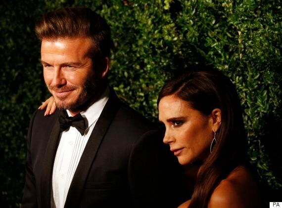 David Beckham Explains Why Victoria Beckham Doesn't Appear In Documentary 'For The Love Of The