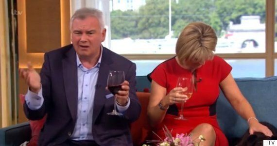 Eamonn Holmes Imitates David Cassidy, Following Awkward Interview On 'This