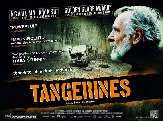 Film Reviews: Tangerines - Horse Money - Bill - A Girl At My