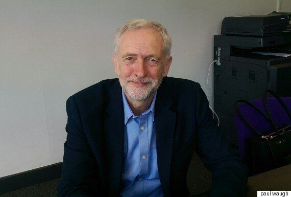 Jeremy Corbyn Tells The Huffington Post UK He Will Fight On To 2020 - And Reform