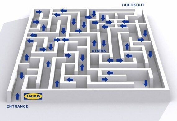 Ikea - A Hipster's Perfect Night