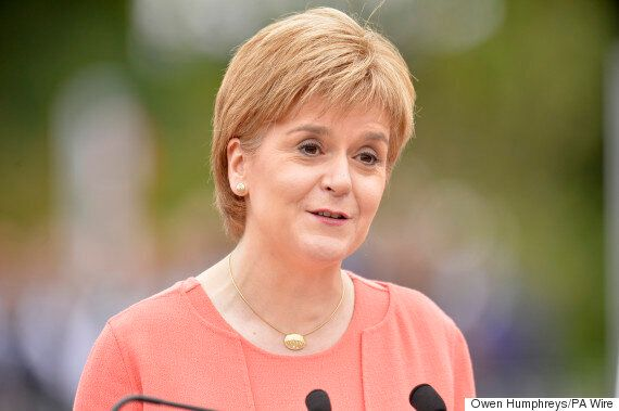 Scottish Independence Referendum: Nicola Sturgeon Set To Announce Timescale For Second