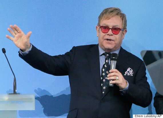 Sir Elton John Wants Talks With Vladimir Putin Over His 'Ridiculous' Stance On Gay