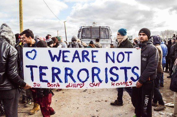 I Was Inside the Calais Jungle During the Clashes - Here's What I