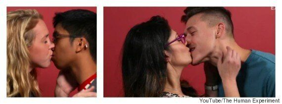 Gay kissing tube