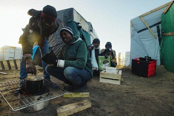 Christmas as a Refugee: Personal Stories from the UK, Calais and
